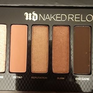 Urban Decay Makeup - 🌹HP🌹Urban Decay Naked Reloaded Eyeshadow Palette